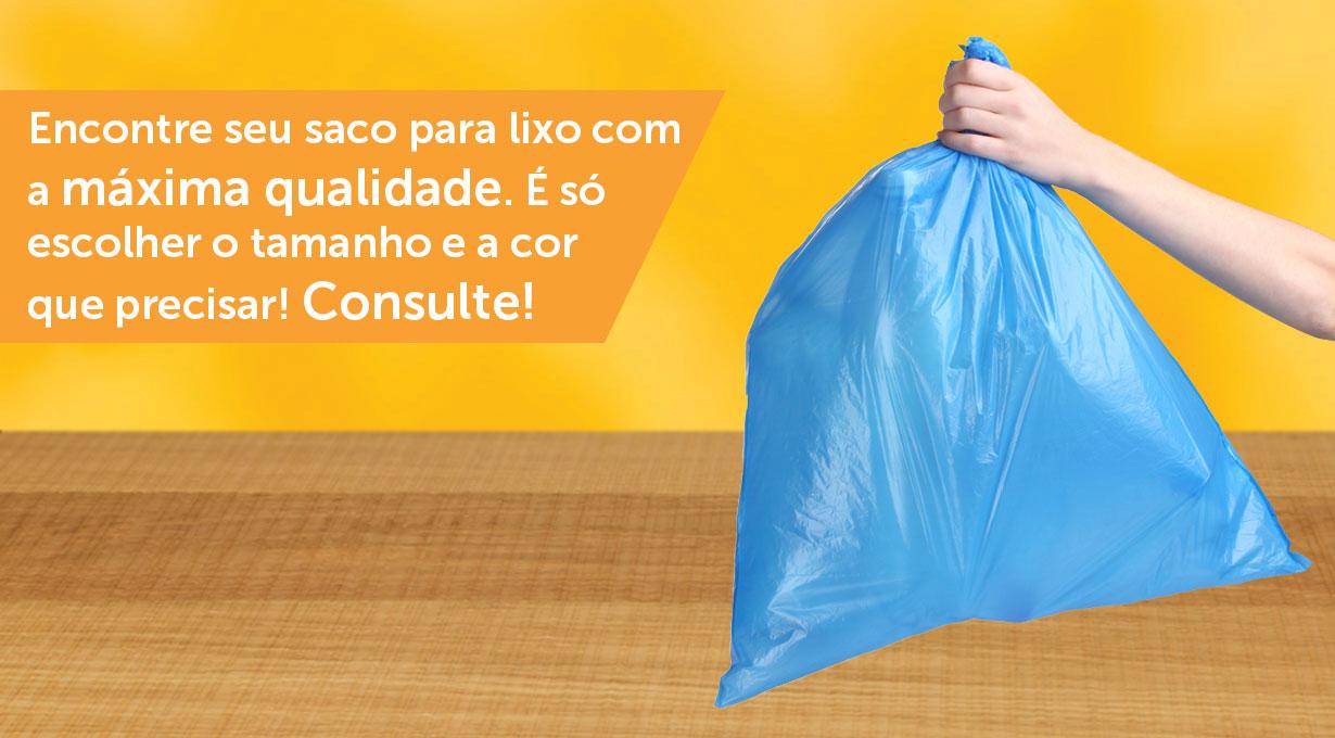 Banner 1 – Saco de Lixo